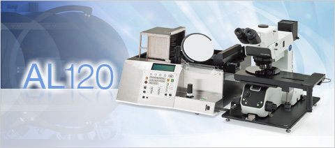 AL120 Wafer Handler - Olympus Semiconductor Flat Panel Display Inspection