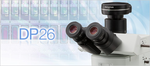 DP26 5.0 MP High Color Fidelity Microscope Digital Camera