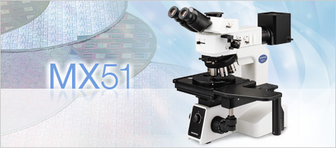 MX51 Microscopes - Olympus Semiconductor Flat Panel Display Inspection