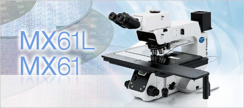 MX61L / MX61 Microscopes - Olympus Semiconductor Flat Panel Display Inspection