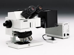 System Industrial Microscope BXFM (built-in unit)