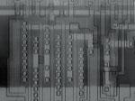 铝引线部分(内面观察)