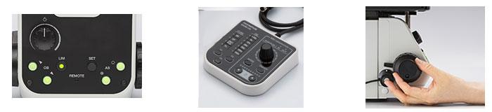 Ergonomic Controls for Quicker, More Comfortable Operation