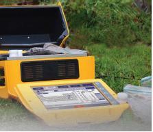 X-5000 testing samples