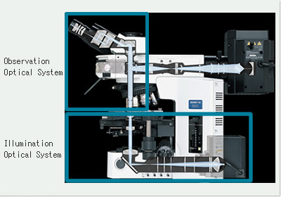 Microscope Optical System Configuration