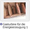 Gasturbine für die Energieerzeugung 1