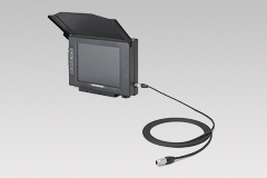 LCD monitor extension cable
