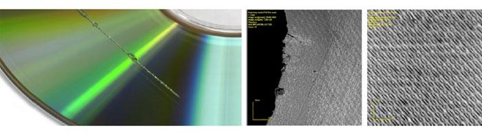 image damaged optical media