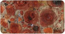 Pisolitic Iron-Rich Bauxite Ore sample