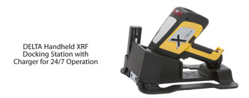 DELTA Handheld XRF Docking Station