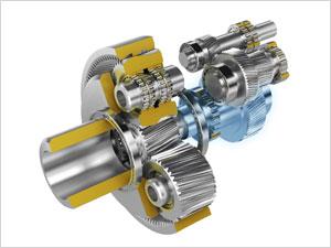 (3) 低速軸用ベアリング - Low Speed Stage Bearing (LSS-B)