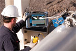 Pressure Vessel Weld Inspection