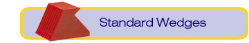 standard wedges