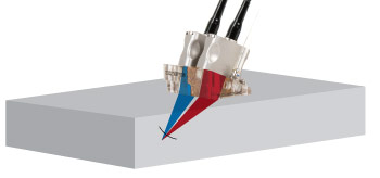 Transmit-Receive Longitudinal Wave (TRL): a technique uses separate transmit and receive probes to generate a refracted longitudinal wave.