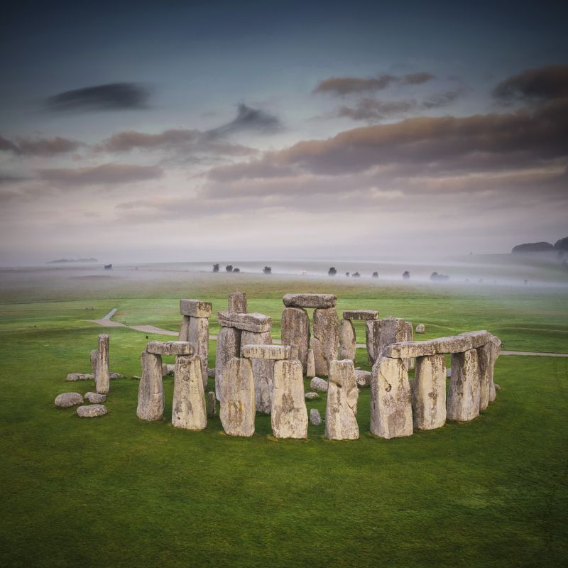origin of Stonehenge stones