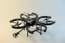 Ultrasonic Drone Inspections Take NDT Safety to New Heights